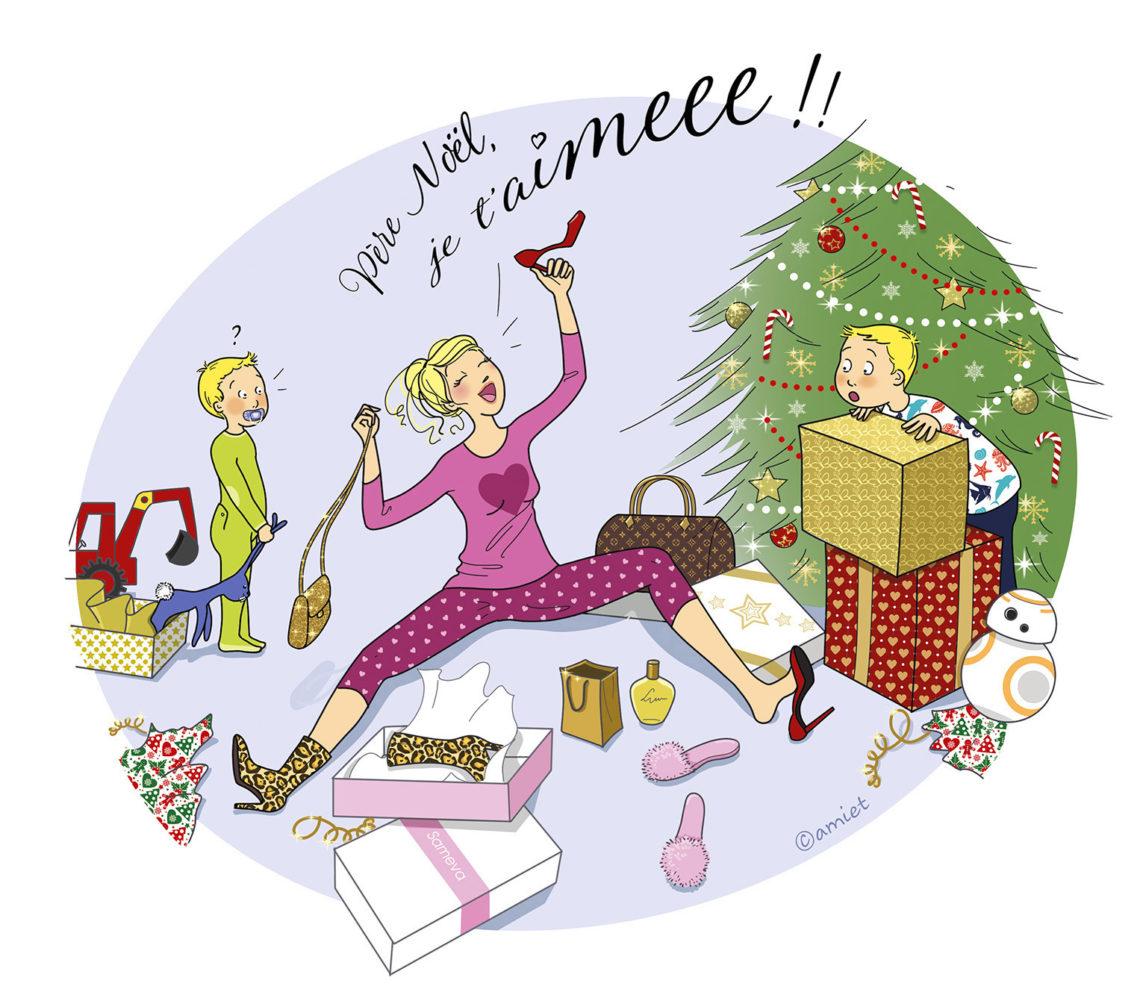 25 décembre, père Noël existe