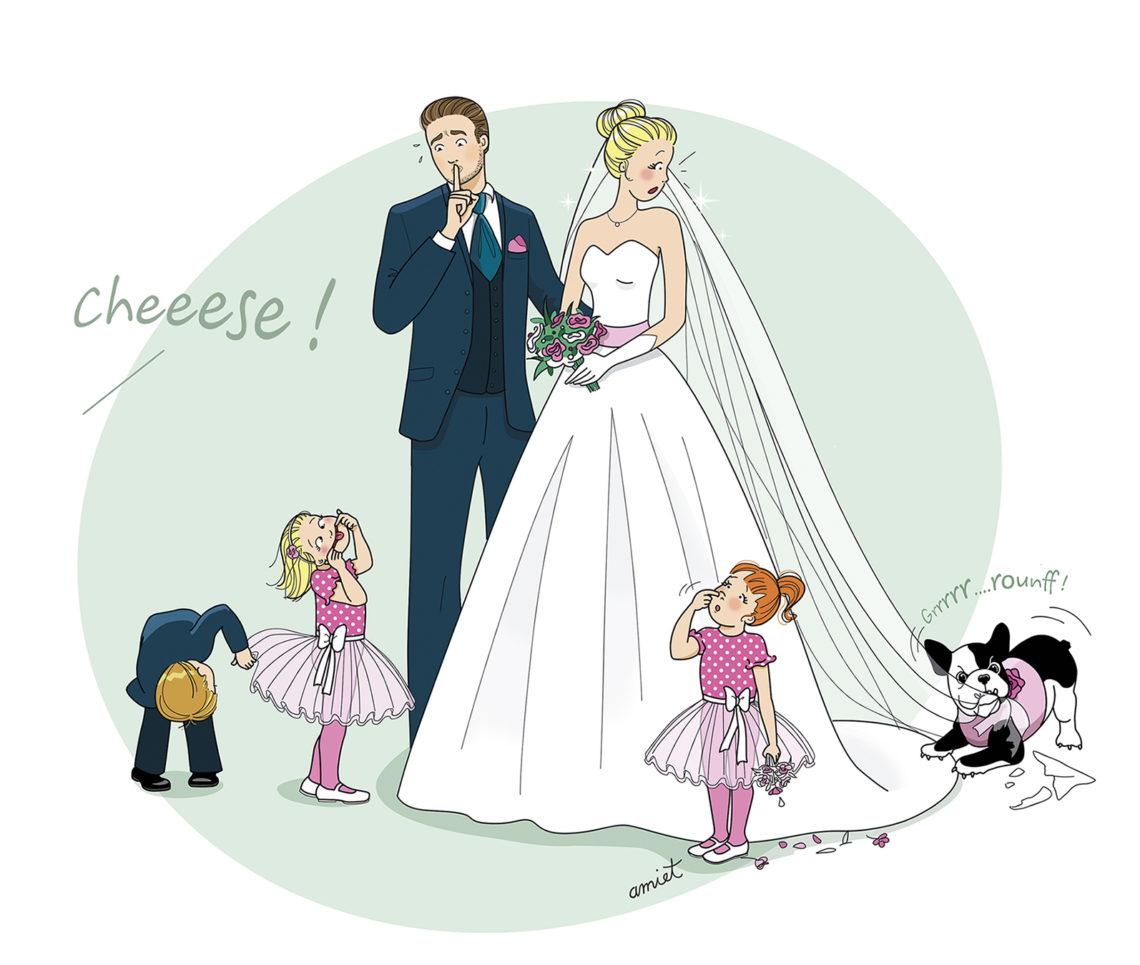 beau jour, mariage, votre vie