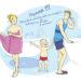 Prendre le bain avec son enfant - Christelle Amiet